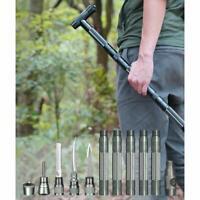 Walking Poles Trekking Outdoor Defense Stick Multi-Functional Survival Tools