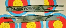 Jennings Archery / Fred Bear Limbs - Gale Force 80# (146/147 Deflection)