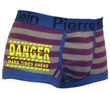Ropa interior Boxer de poliéster de color principal multicolor para hombre