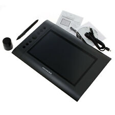 "11.7"" Art Graphics Drawing Tablet Hot Keys Cordless Digital Pen for PC Laptop"