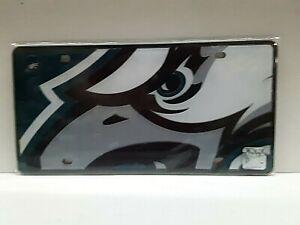 Philadelphia Eagles NFL Mega Laser Cut License Plate