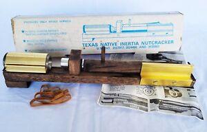 Texas Native Inertia Nutcracker Oak by R.P. Industries