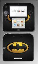 Batman Logo Signal Dark Knight Rises Movie Video Game Skin Cover Nintendo 2DS