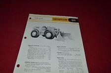 Caterpillar 944 Series A Wheel Loader Dealer's Brochure DCPA6 ver2