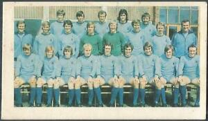 DAILY MIRROR 1971/72 STAR SOCCER SIDES-MIRRORCARD-#03-COVENTRY CITY TEAM PHOTO