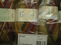 600 GRAMS OF KING COLE BINENDS DOUBLE KNIT BRAND NEW