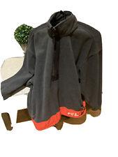 Vintage Ralph Lauren RL Polo jeans company 1/4 Zip Fleece XL