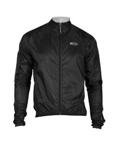 Northwave Breeze Jacket Bike Windproof/Rainproof, Black