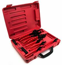 AUTOMOTIVE SNAP RING PLIER CIRCLIP 11PC SET TOOLS Auto Shop Tool New Free Ship