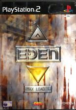 PS2 Eden Max Load 4 Multi Players Englisch