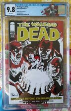 The Walking Dead #85 INFINITY AND BEYOND Variant CGC 9.8 (NM/MT) Walker Label