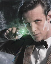 MATT SMITH.. The Eleventh Doctor (Who)  SIGNED