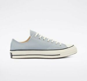 New Converse Chuck 70 Low Vintage Shoes Sneakers (170555C) - Wolf Gray