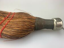 New ListingVintage Fits Rite Wisk Hand Broom Primitive Wire Wrap Rustic Décor 8""