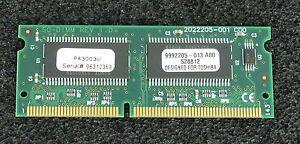 Toshiba PA3003U (32 MB, SDRAM, 100 MHz) RAM Module