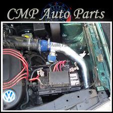 BLUE COLD AIR INTAKE KIT FIT 1999-2003 2004 VW JETTA GLI GLS GLX 2.8 2.8L VR6