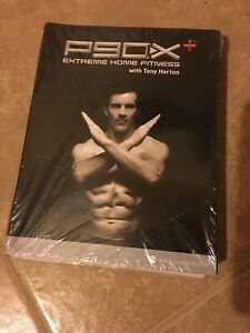 P90X + Plus Extreme Home Fitness With Tony Horton Beachbody Home Workout DVD Set