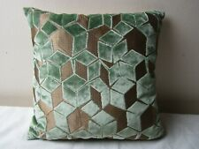 Designers Guild Fabric Fitzrovia Duck egg  Cushion Covers