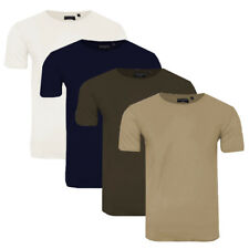 Mens Brave Soul T-Shirts Fresher D Soft Cotton Rich Summer Tee