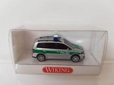 Wiking 1:87 104 35 VW Touran Polizei OVP
