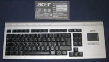 Clavier Keyboard Qwerty Russe  ACER YRAN77 KB.RAN04.015 sans Fil (IR wireless)