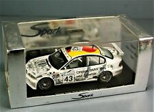 SPARK MODEL - BMW 320i Muller ETCC 2002 LG by Minimax 1:43 Resine NEW & BOX RaRe