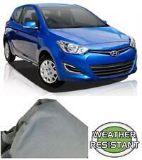 Car Cover Suits Hyundai i20 Getz Hatchback to 4.06m Weathertec Ultra Non Scratch