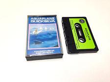 AQUAPLANE / QUIKSILVA / COMMODORE 64 C64 CASSETTE K7