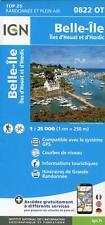 0822OT Belle ×le D'Houat et D'Hoedic