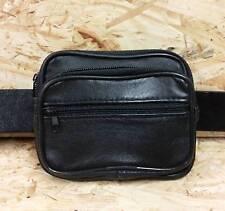Camerabag Belt bag Cellphone case Real Leather 12 x 10 x 3cm