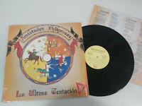 """Amistades Peligrosas La Ultima Tentacion EMI 1993 - LP Vinilo 12"""" vg/vg"""