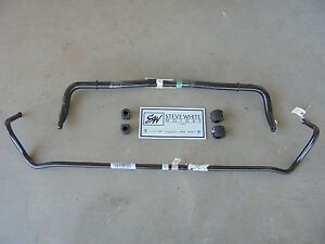 Challenger Charger 300 Hellcat New Front & Rear Sway Bar Stabilizer Hollow Mopar