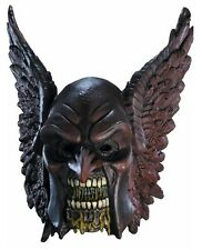 BLACKEST NIGHT HAWKMAN ZOMBIE DELUXE OVERHEAD LATEX MASK! ADULT COSTUME NEW