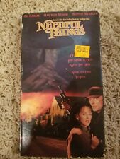 Stephen King's Needful Things VHS - Used Condition - 1993