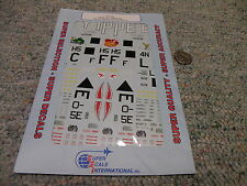 Superscale  decals 1/72 72- 130 P-38F G J Lightnings 343 364 367 FG   K73
