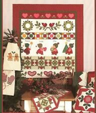 New Applique Quilt Pattern MULTIPLE PROJECTS  Quilts Penny Mats and More