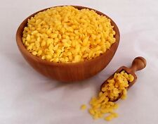 500g Bienenwachs 100% Lebensmittel Qualität Chips Pastillen Bienen Wachs 0,5 Kg