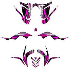 Raptor 700R Graphics Yamaha 700 Kit 2006 2007 2008 2009 2010 2011 2012 #1900Pink