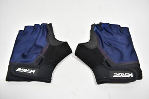 Verge Small Cycling Gloves Navy Blue