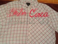 Authentic Fubu Circa Xcll Collection Shirt Men Size 2xl (Rare)