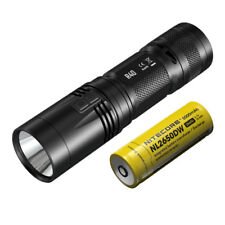 Nitecore R40 Long Range Searchlight 1000LM CREE LED Flashlight w Battery Charger
