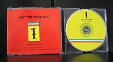 Jamiroquai - Virtual Insanity 6 Track Pro DJ CD Single Australia Release
