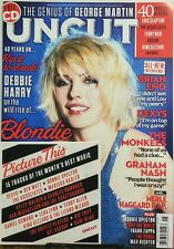 Uncut June 2016 Debbie Harry on the Wild Rise of Blondie Music FREE SHIPPING sb