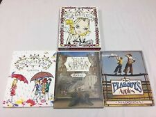 The English Roses, Mr. Peabody's apples And Yakov by Madonna set of 3 books /