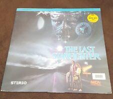 The Last Starfighter Laserdisc Movie 1985 Videodisc Nice