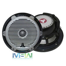 "JL AUDIO M770-TCX-CG-TB 7.7"" 2-Way MARINE TOWER SPEAKERS w/ CLASSIC GRILLS BLACK"
