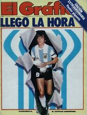 FIFA WORLD CUP 1978 - Magazine Passarella
