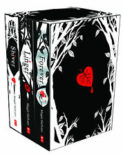 Maggie Stiefvater Love Stories Forever Linger Shiver 3 Books Collection Box Set
