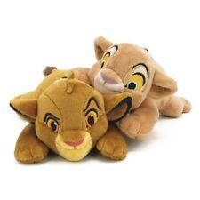 "Disney The Lion King Movie Simba Nala  Doll Toys Coin Purse Keyring Keychain 6"""