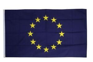 Fahne Europäische Union EU Flagge europäische Hissflagge 90x150cm